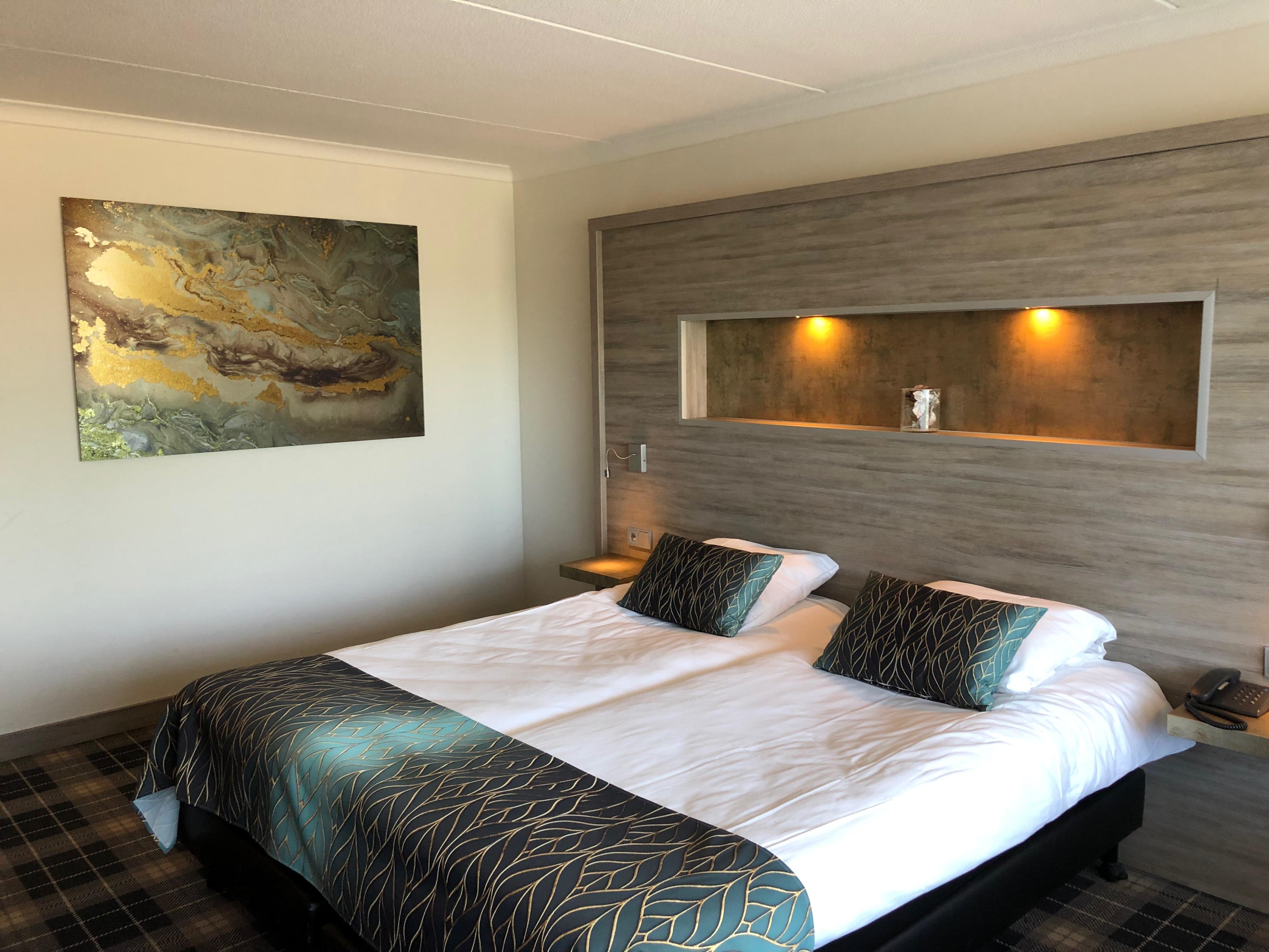 Hotelkamer opfrissen